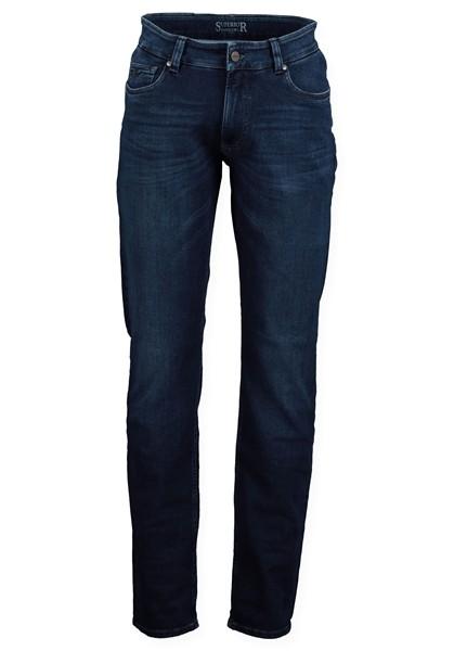 "Paddocks Jeans ""DUKE"" - blue dark stone moustache - Slim Fit"