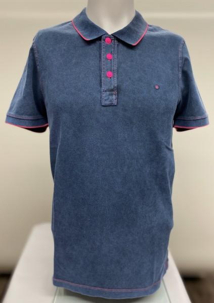 Shockly Herren Poloshirt - Navy