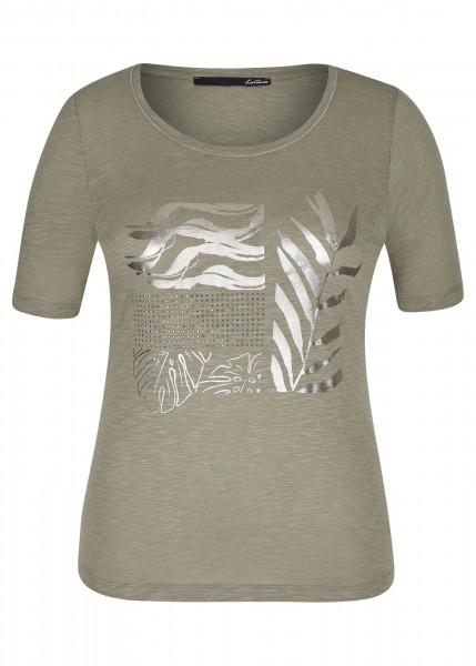 LeComte Damen Shirt - olive