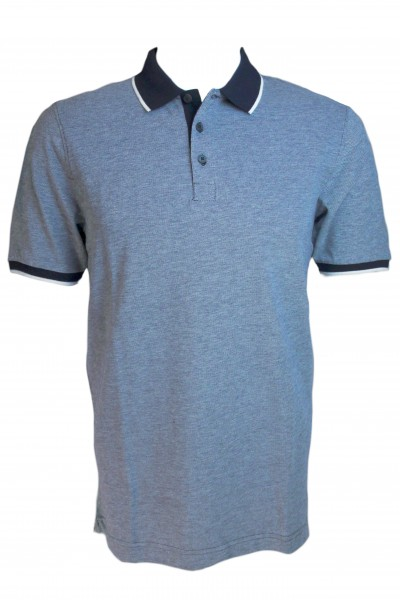 Marvelis Herren Polo Shirt - marine