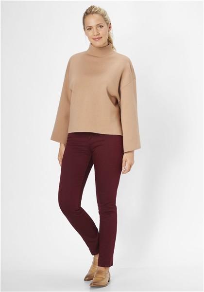 "Paddocks Damen Jeans ""Pat"" - Bordeaux"