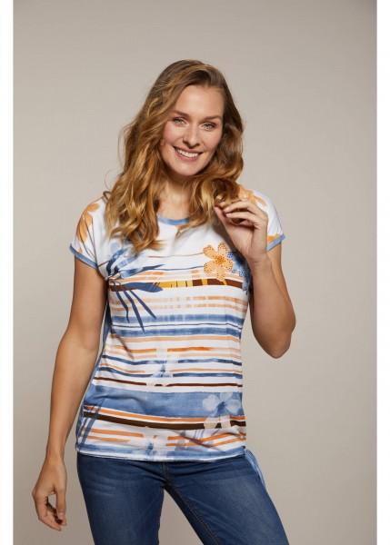 Hajo Damen Shirt - denim