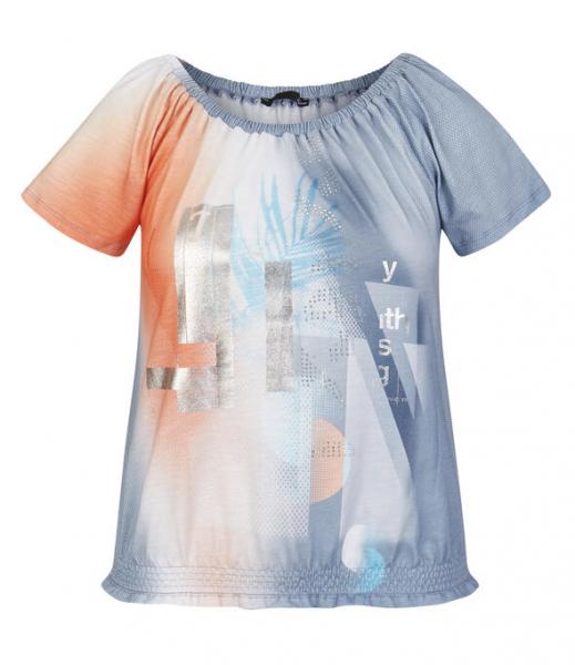 LeComte Damen Shirt - Papaya