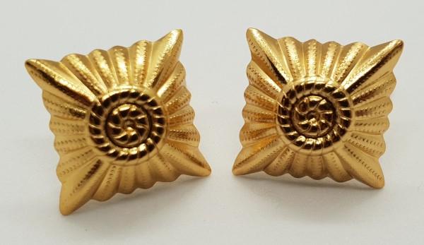 Metallstern - Goldfarbig