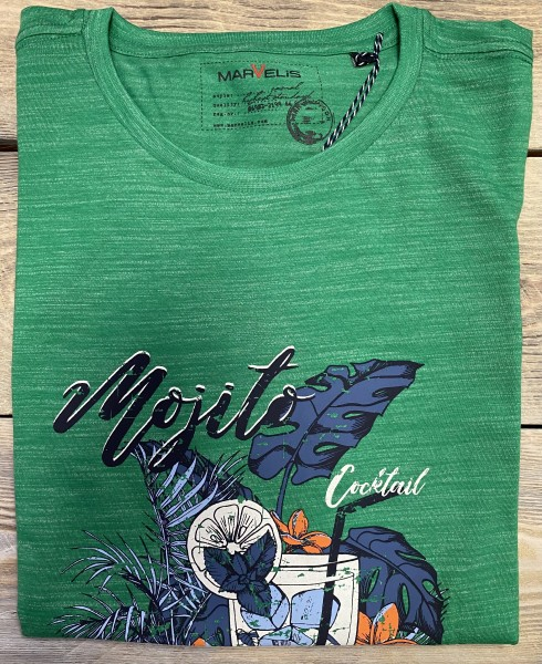 Marvelis Herren T-Shirt - grün