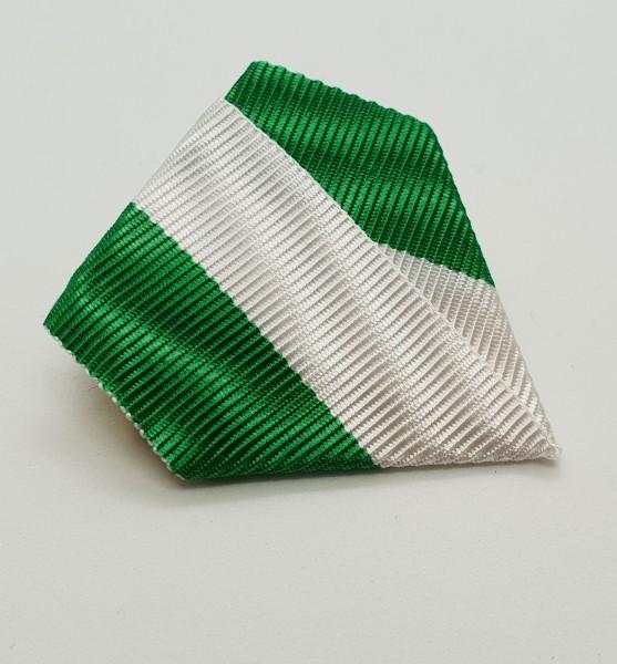 Ordensdreieck - Grün/Weiß