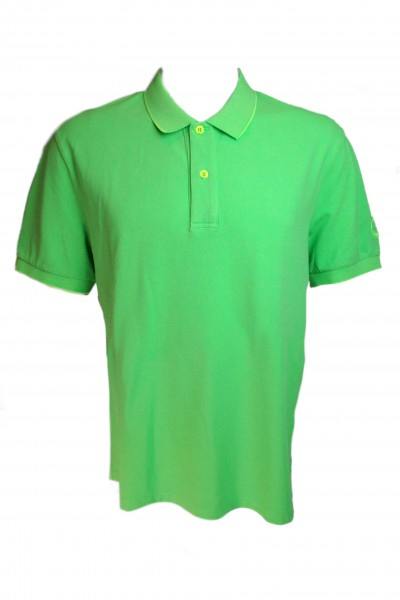 Shockly Herren Poloshirt - Flash Green