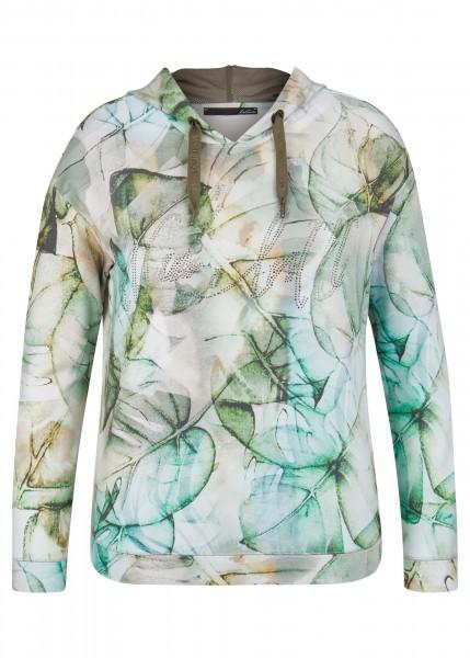 LeComte Damen Sweatshirt - Olive