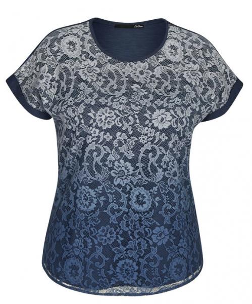 LeComte Damen Shirt - Nachthimmel