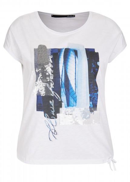 LeComte Damen Shirt - weiß