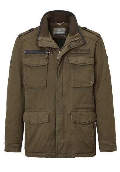 Redpoint Herren Betweenjacke Woody - camel