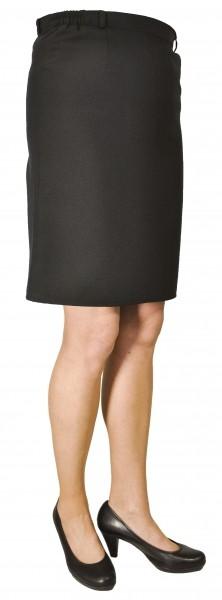 Damen Schützenrock kurze Form - schwarz