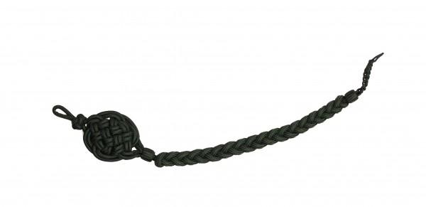 Schützenschnur aus 6 mm starker Rundschnur - Grün