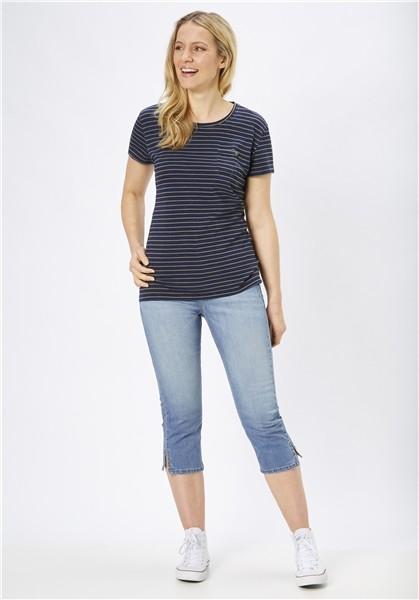 """Paddocks Damen Jeans """"Pia"""" - mid blue"""