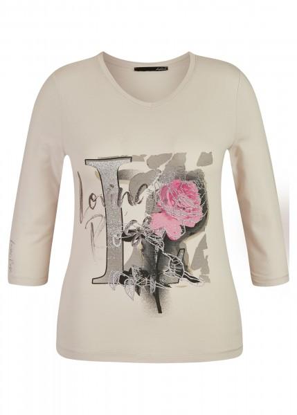 LeComte Damen Shirt - Marmor