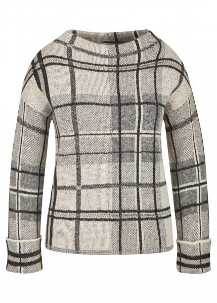 LeComte Damen Pullover - mittelgrauem