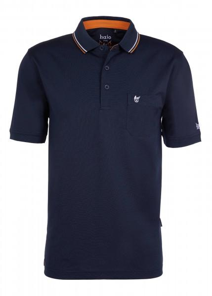 Hajo Herren Polo Shirt - marine