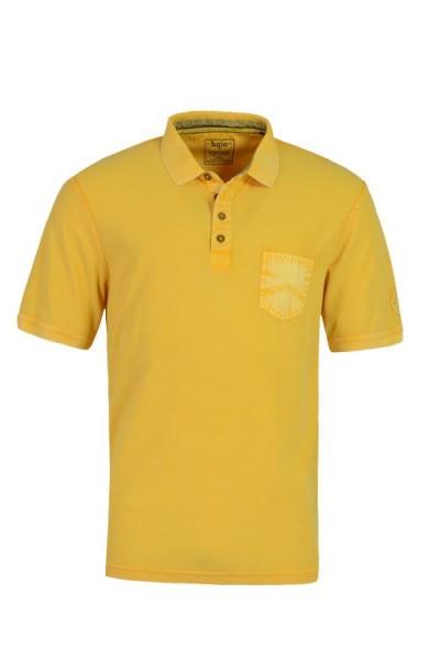 Hajo Herren Polo Shirt - mango
