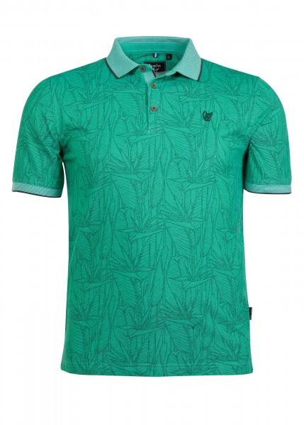 Hajo Herren Polo Shirt - smaragd