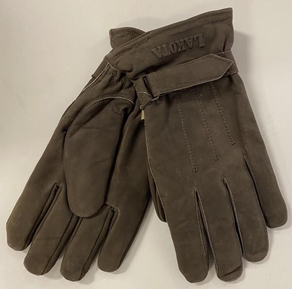 """bake Fashion Herren Handschuhe """"Lakota"""" - braun"""