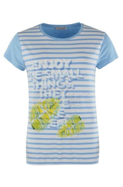 Hajo Damen Shirt aqua