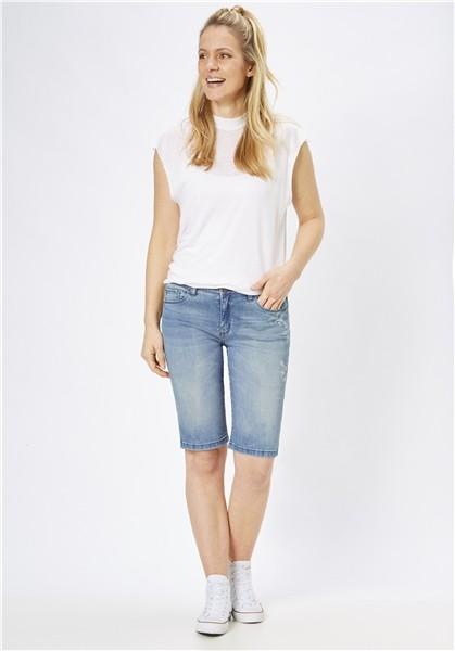 Paddocks Damen Jeans - mid blue