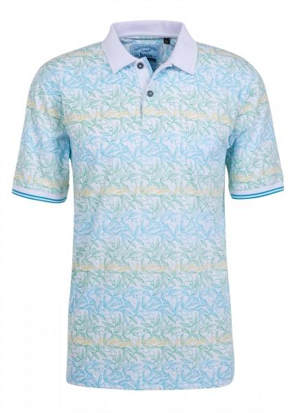 Hajo Herren Polo Shirt - weiß