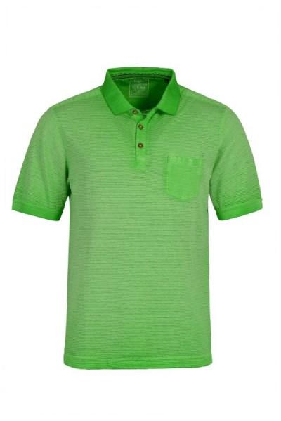 Hajo Herren Polo Shirt - apfel