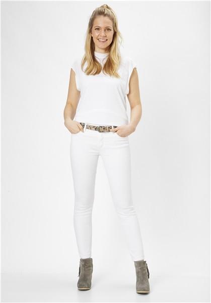 "Damen Paddocks Jeans ""Luca* - white"